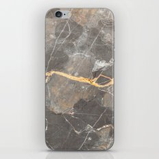 Grey Marble iPhone & iPod Skin