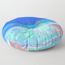 REVELATION MACHINE Floor Pillow