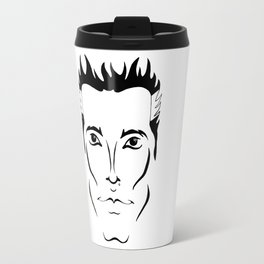 Por-trait #02 Travel Mug