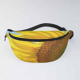 Bright sunflower Fanny Pack