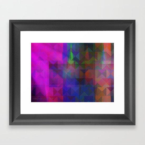 The Belfry Framed Art Print