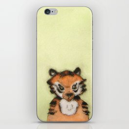 Little Tiger iPhone Skin