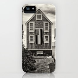 Provincetown, House iPhone Case