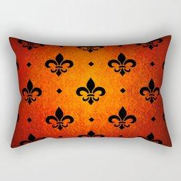 Gauzy Glory Rectangular Pillow