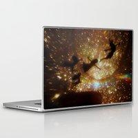 peter pan Laptop & iPad Skins featuring Peter Pan by zeebee