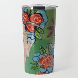 Mexican Frida Travel Mug