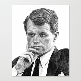 Robert F. Kennedy Canvas Print