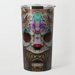 Mad Clown Travel Mug