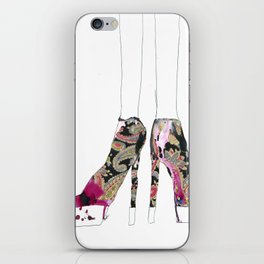 Shoes, shoes, shoes iPhone Skin