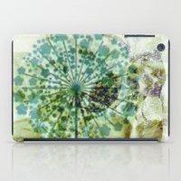 dandelion iPad Cases featuring dandelion by clemm