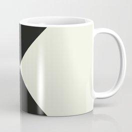 Minimal X Black Coffee Mug