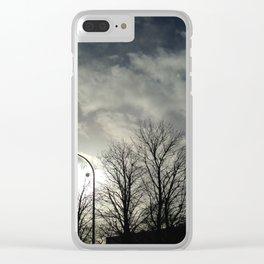 Urbanism Clear iPhone Case