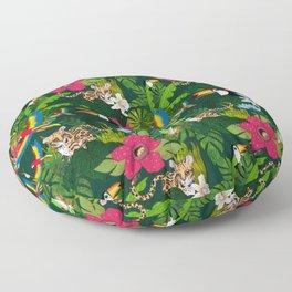 Rainforest Floor Pillow