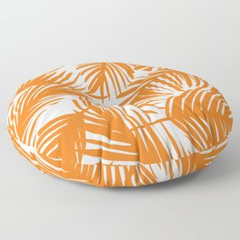 Tropical Pattern 02C Floor Pillow