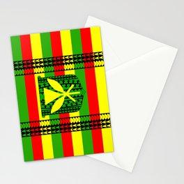 Tribal Kanaka Maoli Stationery Cards