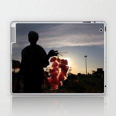 Cottoncandy Man Laptop & iPad Skin