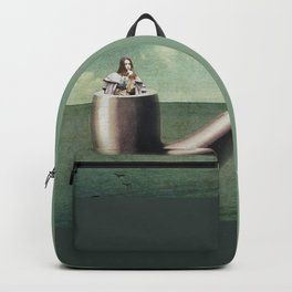 Ceci n'est pas une pipe Backpack