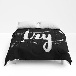 Try Comforters