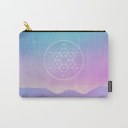 Fruit Of Life Carry-All Pouch