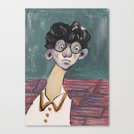 Boy I Canvas Print