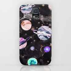 Marble Galaxy Galaxy S5 Slim Case