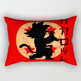 Kamehameha Rectangular Pillow