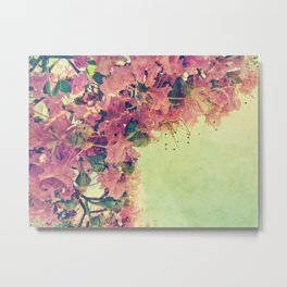 Tree Candy Metal Print