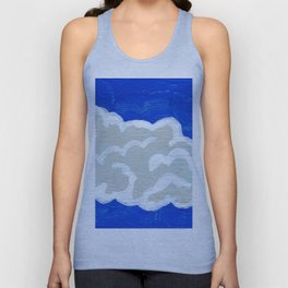 Little Cloud Unisex Tank Top