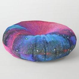 Mystical Cosmos Floor Pillow