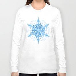 Snow Crystal III Long Sleeve T-shirt