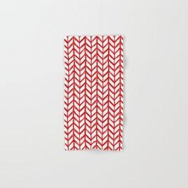 Shibori Chevrons - Peppermint Hand & Bath Towel