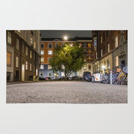 Urban Nature, Vesterbro, Copenhagen Rug