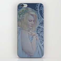 Winter Lace iPhone & iPod Skin