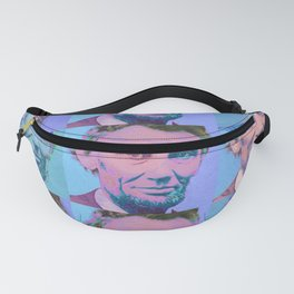 Abe Lincoln Smiles Repeat 2 Fanny Pack