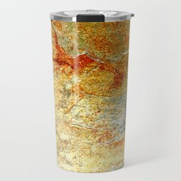 Stone Gold Travel Mug