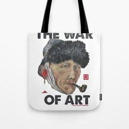 The war of art Tote Bag