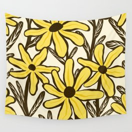Black Eyed Susan Wall Tapestry