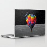 balloon Laptop & iPad Skins featuring Balloon by Cs025