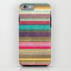 Stripes - pattern iPhone 6 Tough Case