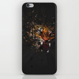 Easy, Tiger iPhone Skin