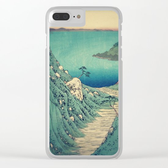 Pathway to Yuge Clear iPhone Case