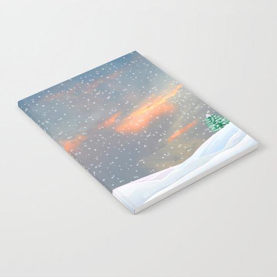 My Snowland | Christmas Spirit Notebook