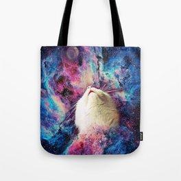 _CAT SPACE Tote Bag