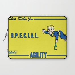 Agility S.P.E.C.I.A.L. Fallout 4 Laptop Sleeve