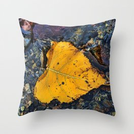 Heart of Nature Throw Pillow
