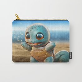 Realistic Squirtle Carry-All Pouch