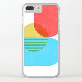 Set Clear iPhone Case