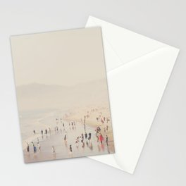 standing on the top of the world ... Stationery Cards