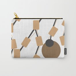 My Hands Float Up Above Me Carry-All Pouch
