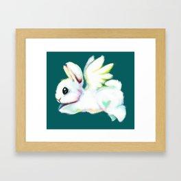 Rainbow Chip Framed Art Print